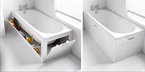 Экран для ванны  киев