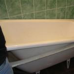 Плюси і мінуси акрилової ванни вставки