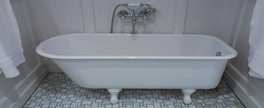 Покраска ванны - как реставрировать ванну