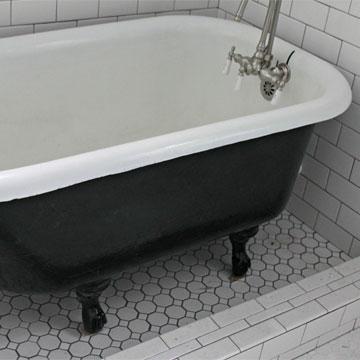 Эмалировка ванн. Восстановление эмалью
