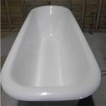 Акрилове покриття ванни, вставка в ванну