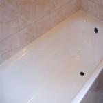 Реставрация ванн акрилом, вкладыш в ванну