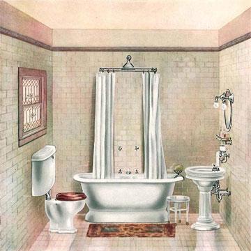 Реставрация чугунных ванн. Ремонт, восстановление