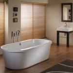 Переваги і недоліки акрилових ванн