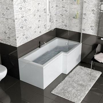 Реставрация ванн из стали жидким акрилом